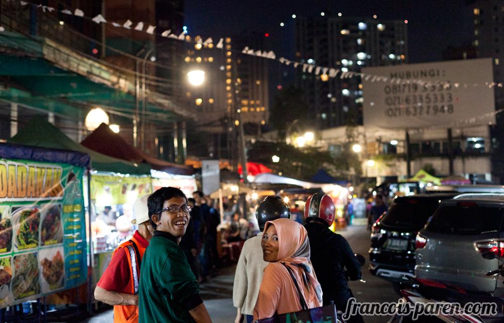 Bandung-night-market