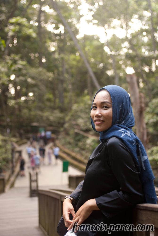 Indonésienne Monkey Forest Ubud Bali