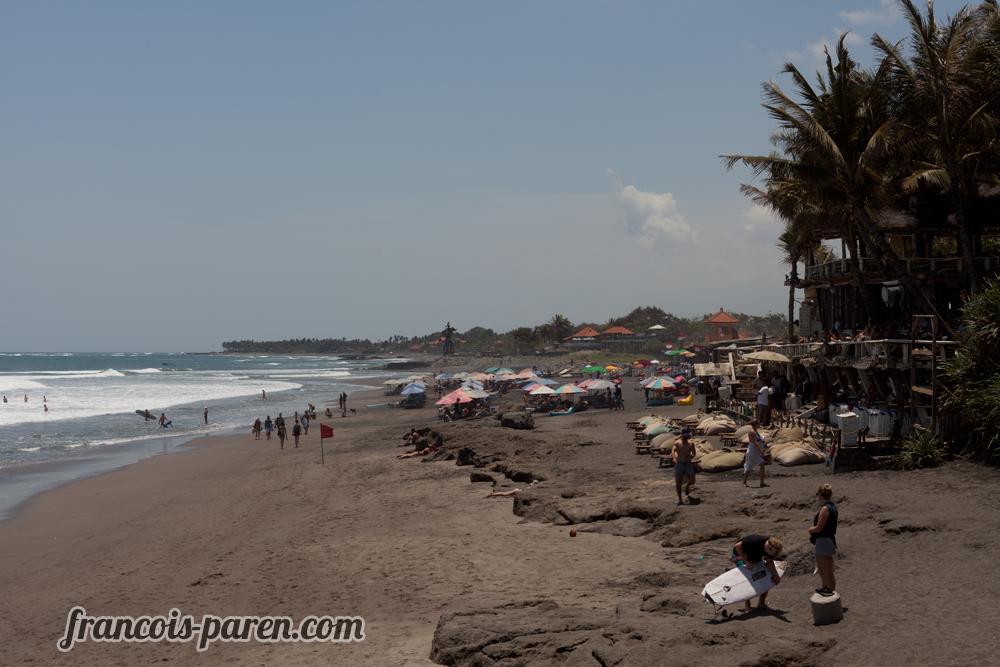 plage de Canggu