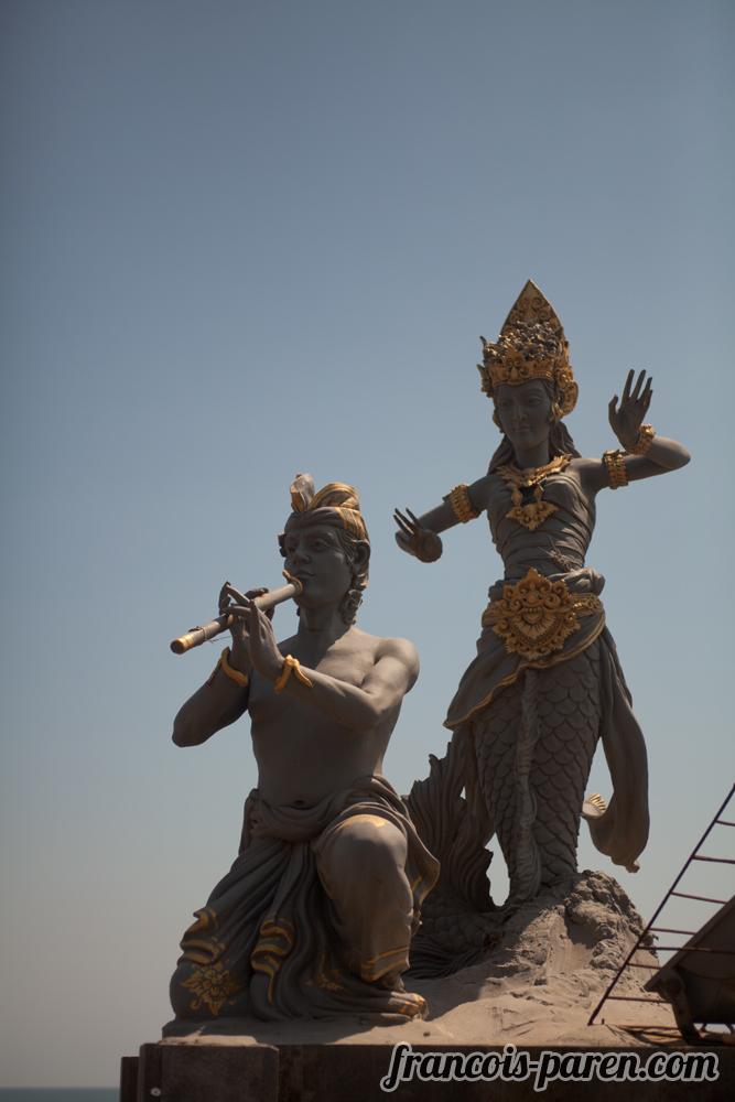 Statue Canggu Bali