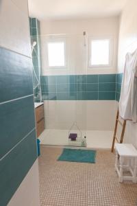 salle de bain coliving Auray