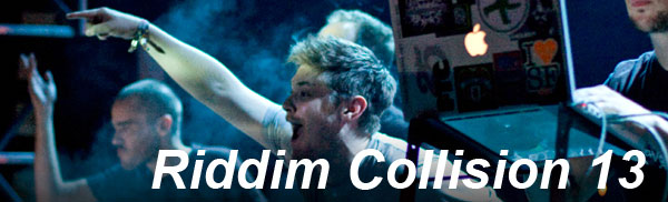 Riddim Collision 2011