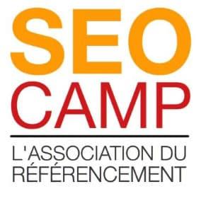 Logo SEO Camp, l'association du référencement