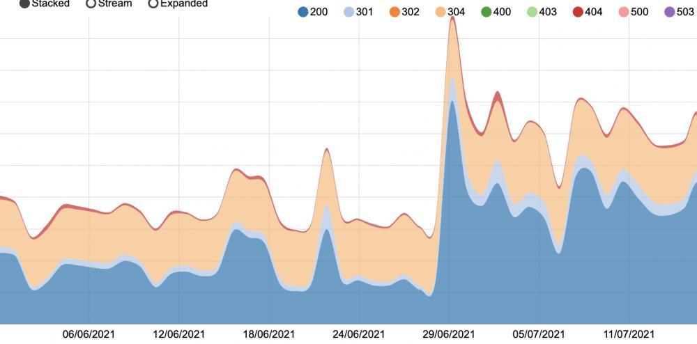 exemple d'analyse de logs serveur SEO